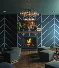 Chicago Bars and Restaurants with Fireplaces 2018
