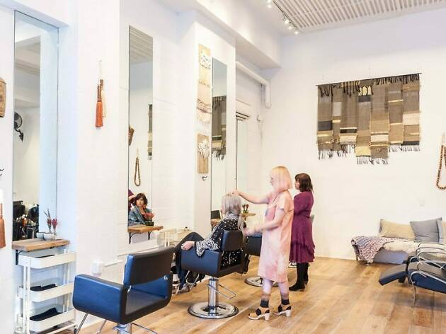 10 best hair salons