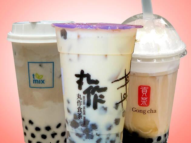 5 best bubble teas