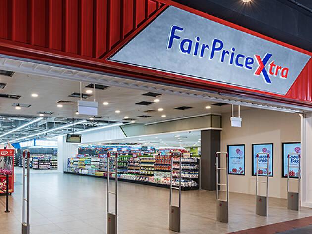 FairPrice Xtra Hypermarket   Shopping in Ang Mo Kio, Singapore