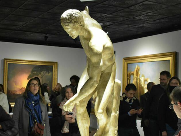 Belleza y virtud se presenta en el Museo de Antropología hasta abril de 2019
