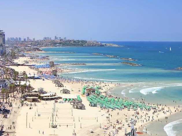 The Best Beaches In Tel Aviv From Gordon To Jerusalem Beach