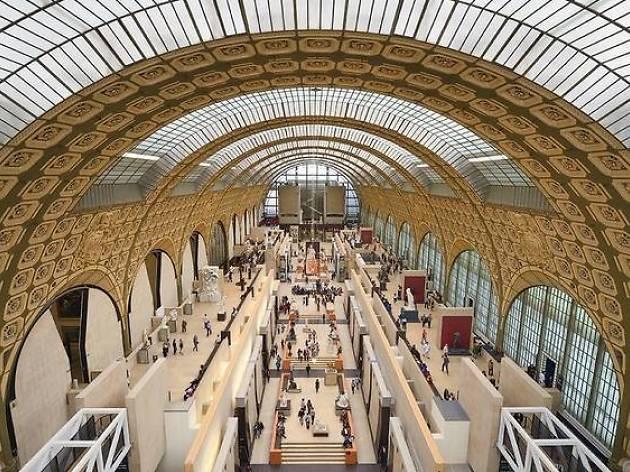 Musée d'Orsay | Musées à 7e arrondissement, Paris