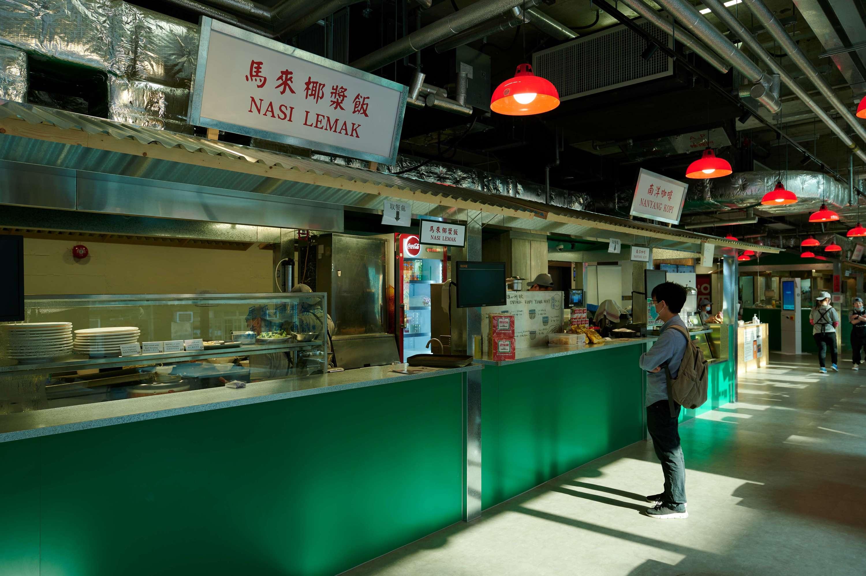 廚尊 | 香港旺角的餐廳