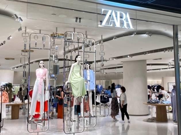 時尚龍頭 Inditex 宣佈全球關閉1,200間門店 香港 Zara 暫無計劃關閉分店