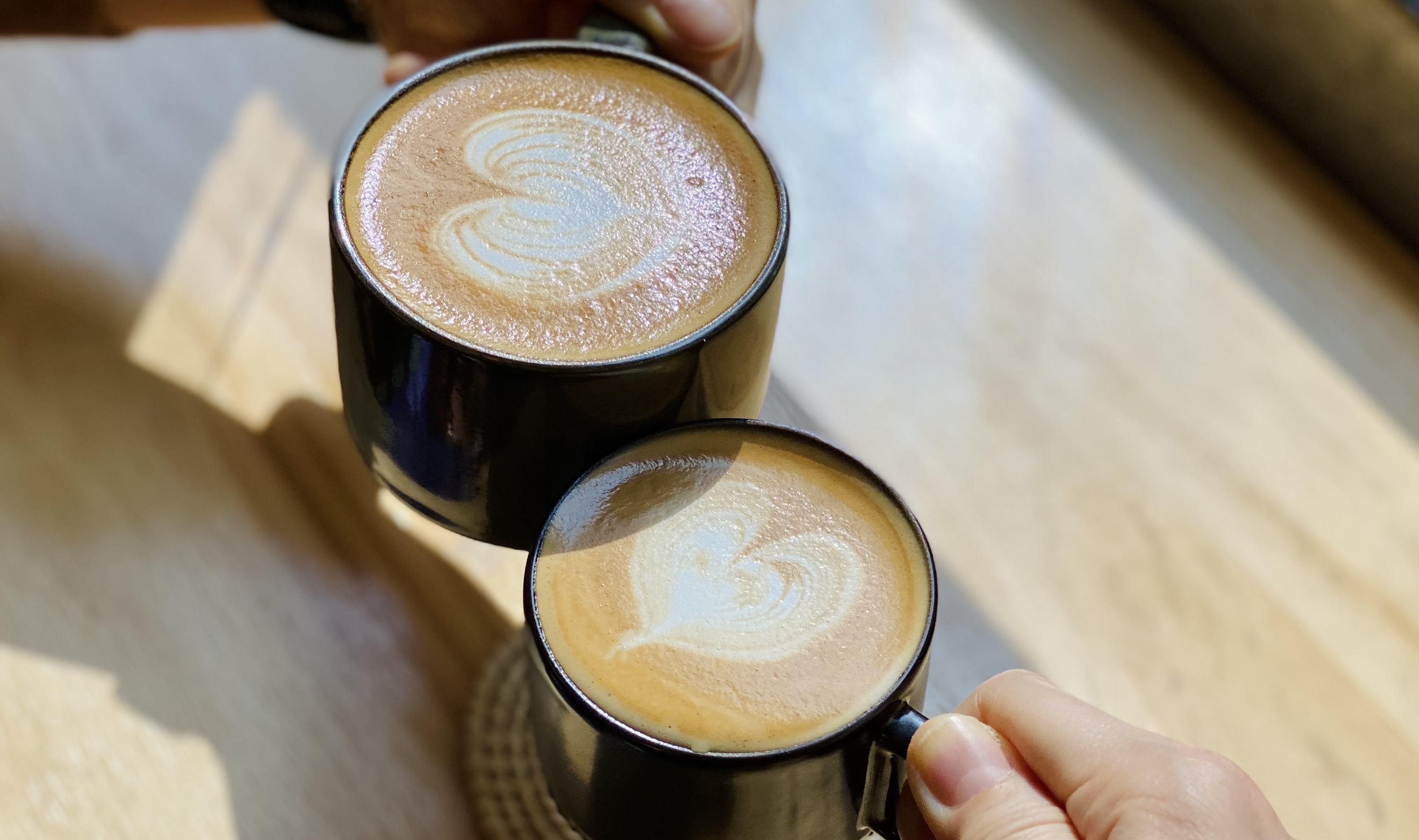 coffee shops to visit in sheung wan
