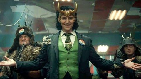 Latest teaser for the Disney+ series confirms Loki is gender-fluid