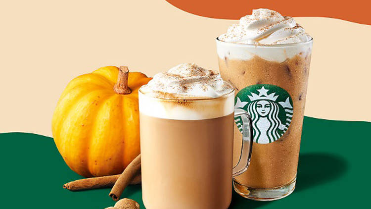 The famous Starbucks Pumpkin Spice Latte is coming to Japan next month
