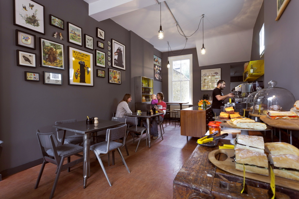 Londons Best Cafs and Coffee Shops  65 Killer Cafs