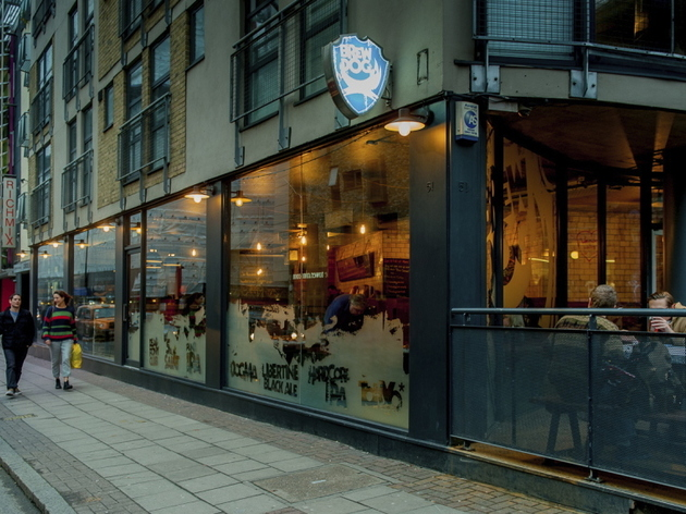 Brewdog  Bars and pubs in Shoreditch London