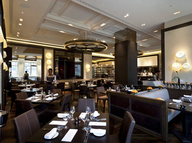 Dinner by Heston Blumenthal  Restaurants in Belgravia London