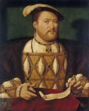 'Henry VIII', c1530-35