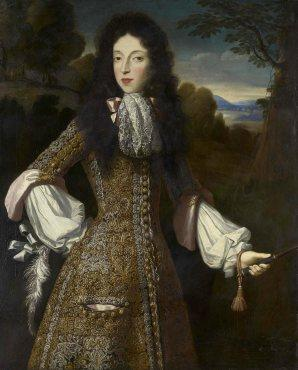 'Mary of Modena', c1675