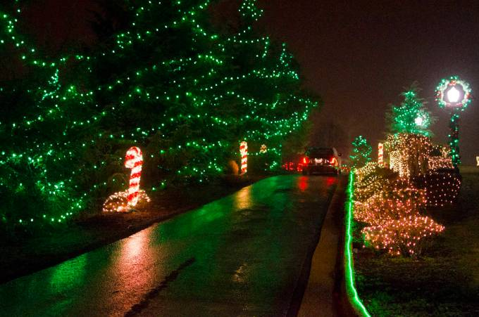 where to find holiday light shows in the chattanooga area times 2017 chattanooga christmas lights - Christmas Lights Chattanooga