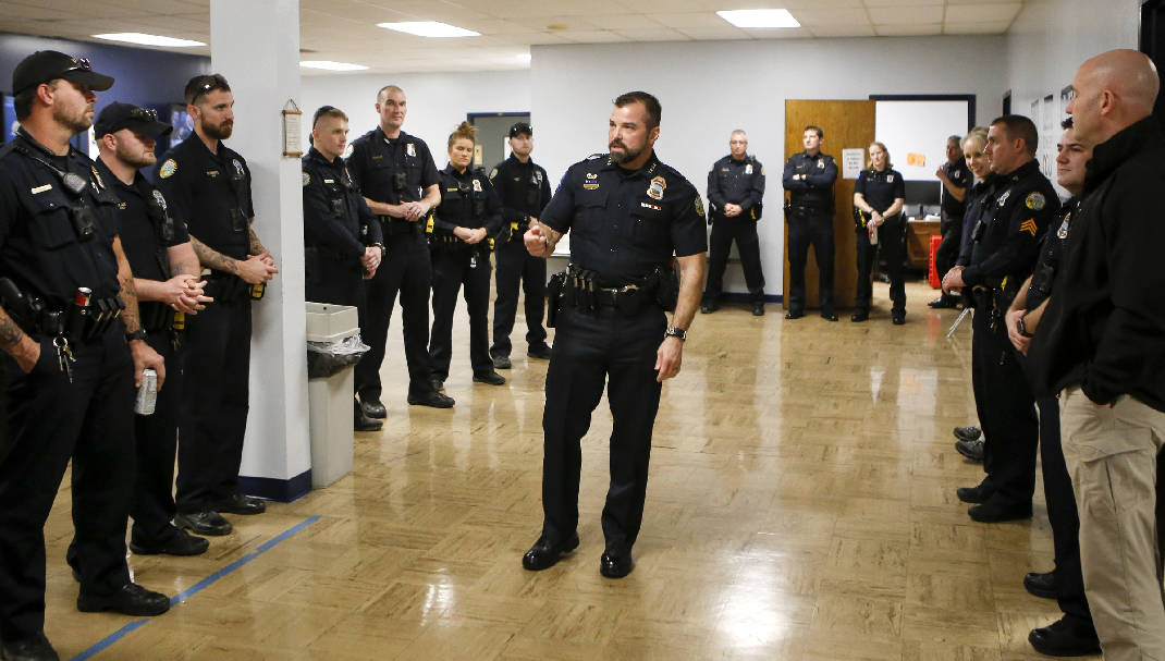 Chattanooga Police Chief David Roddy S First Year Marked