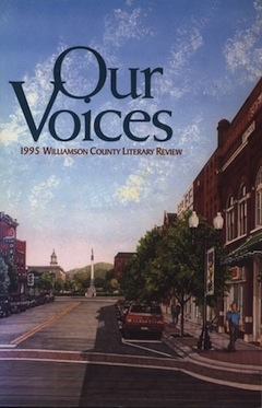 Our Voices: 1995 Williamson County Literary Review