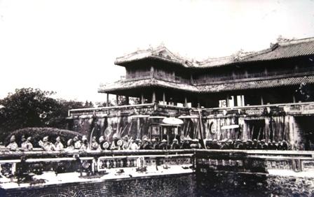 Hình ảnh Hoàng cung nhà Nguyễn qua những bức ảnh chưa từng công bố số 5