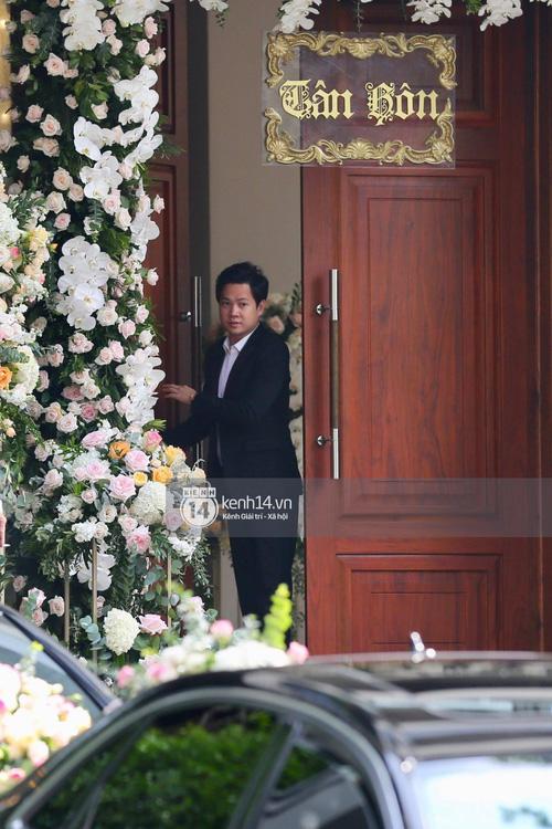 Hình ảnh Ngắm dinh thự triệu đô nhà chú rể Trung Tín số 3