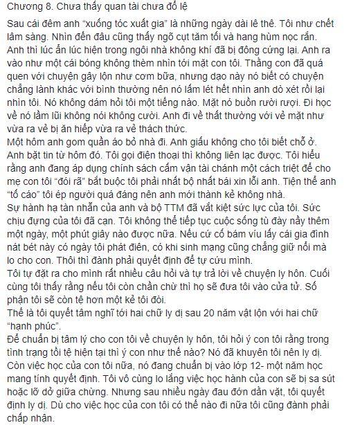 Nghệ sĩ Xuân Hương tiếp tục 'bóc phốt' MC Thanh Bạch sau đêm định mệnh 2