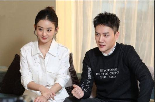 Vừa sinh con không lâu, Phùng Thiệu Phong và Triệu Lệ Dĩnh bất ngờ dính tin đồn ly hôn? 4