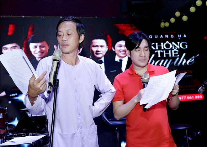 Danh hài Hoài Linh bị hủy lịch diễn tại show của Quang Hà sau sự cố cháy Cung Văn hóa 3