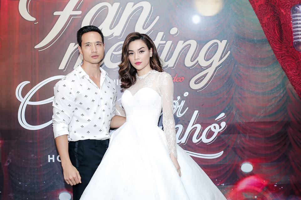 Kim Lý phản ứng 'cực gắt' khi bị cho là 'phụ kiện sống' cạnh Hồ Ngọc Hà 4