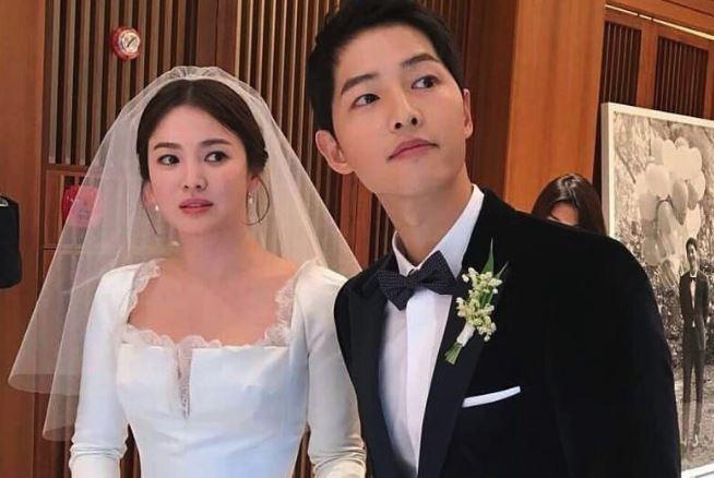 Đây là cách mà bố Song Joong Ki, Song Hye Kyo đáp trả truyền thông hậu ly hôn của con 3