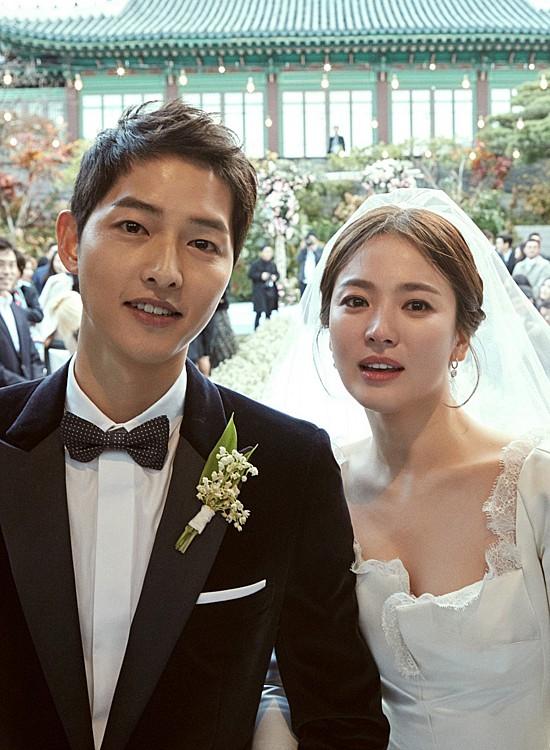 Nhan sắc 23 năm trong showbiz của Song Hye Kyo thế này đây 9