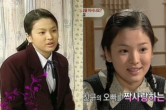 Nhan sắc 23 năm trong showbiz của Song Hye Kyo thế này đây 2