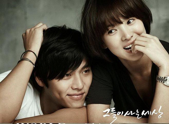 Song Hye Kyo đã dành cả thanh xuân chỉ để khao khát tìm kiếm điều này 2