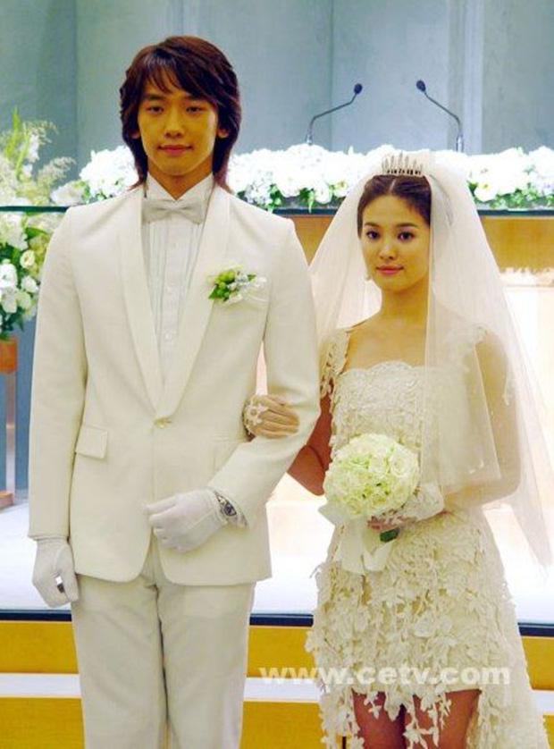 Lộ ảnh váy cưới trong Full House bản Trung, ăn đứt váy Song Hye Kyo 3