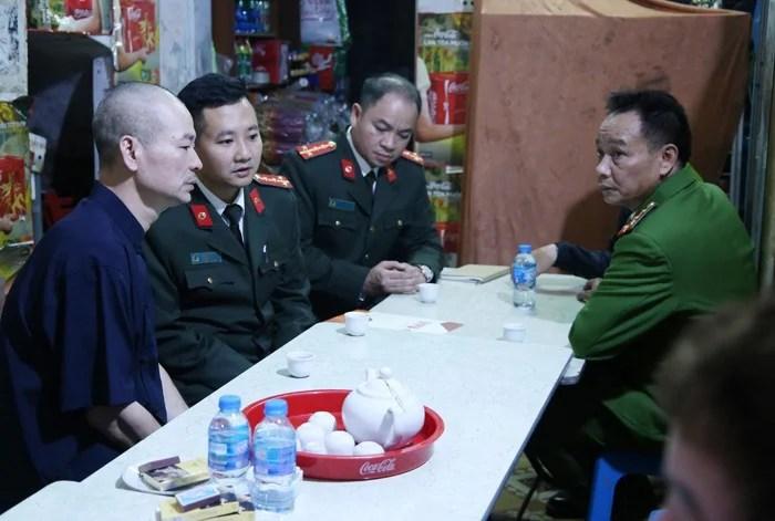 Bộ trưởng Tô Lâm chia buồn với gia đình các chiến sĩ hy sinh ở Đồng Tâm 4
