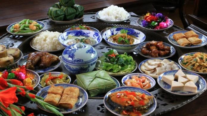 Bí quyết giúp chị em ăn thoải mái dịp Tết Tân Sửu mà không lo bị tăng cân 3