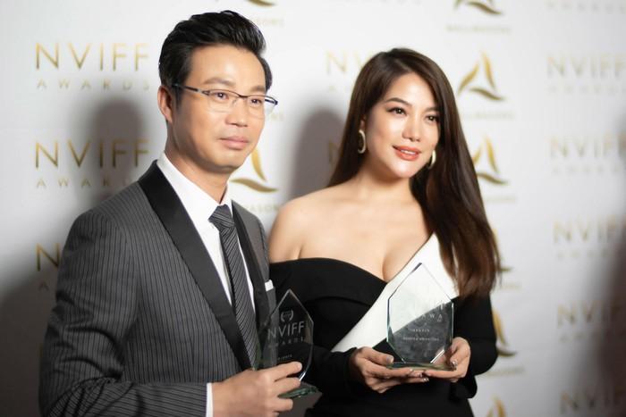 Trương Ngọc Ánh được trao tặng giải thưởng quốc tế cao quý ở Hà Lan 3