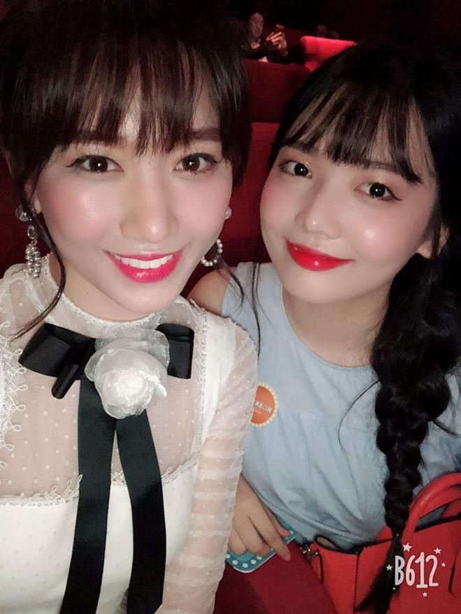 Em út của Hari Won: Dấn thân showbiz, xinh đẹp không kém chị gái 3
