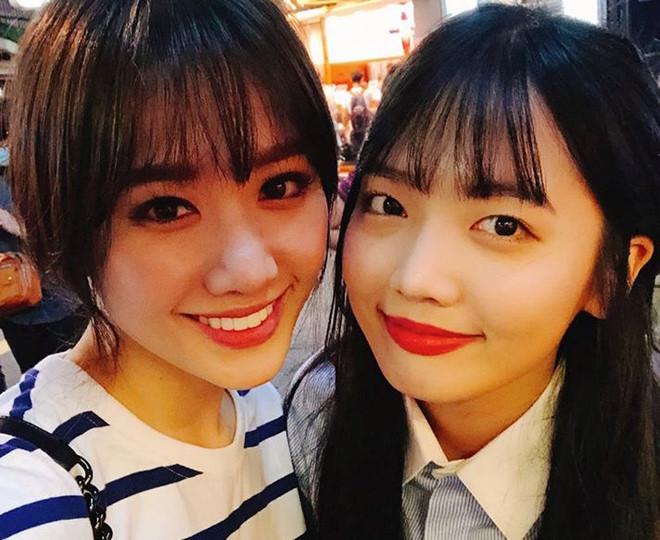 Em út của Hari Won: Dấn thân showbiz, xinh đẹp không kém chị gái 2