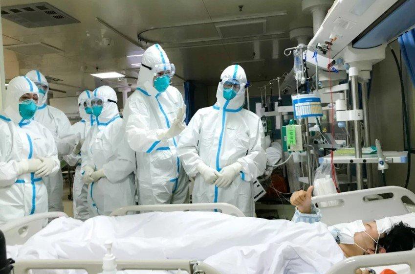 Trung Quốc tuyên bố bước đầu kiểm soát được dịch virus corona  2