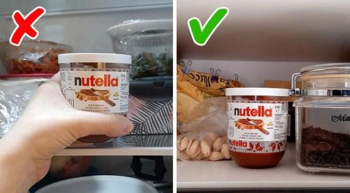 Những thực phẩm quen thuộc nếu bảo quản trong tủ lạnh là thất sách 5