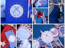 26 Free July 4th Printables {decor, gifts, party ...
