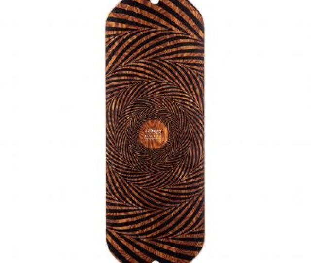 Loaded Longboards Komplett Tan Tien V Natural Black Vorderansicht