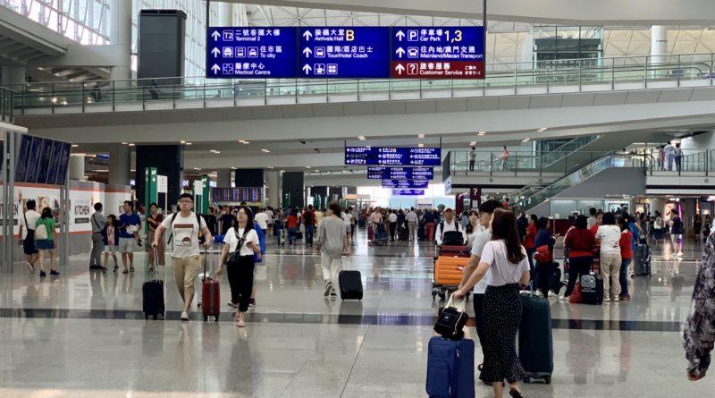 網民發起癱瘓機場交通 早上交通大致暢順 | TMHK - Truth Media (Hong Kong)