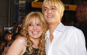 Aaron Carter on Ex-Girlfriend Hilary Duff: I Would Sweep Her Off Her Feet