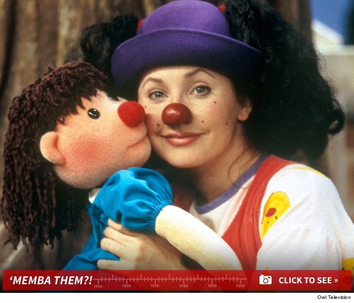 Loonette The Clown On 'The Big Comfy Couch' 'Memba Her? TMZ Com