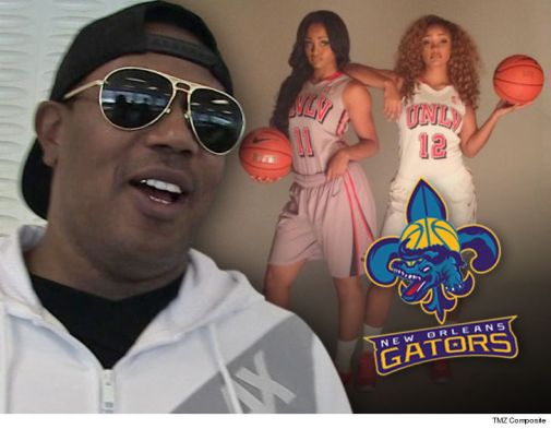 cda12039c New Orleans Gators Pro-Basketball Team Signs the Gonzalez Twins