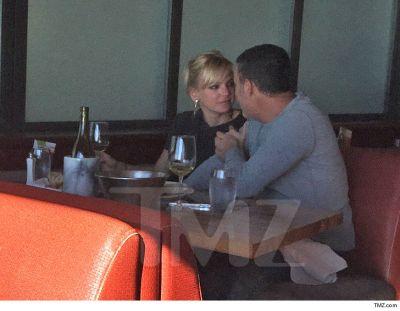 Anna Faris Spotted With New Boo,Michael Barrett