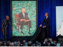 Obama Unveils His Latest Portrait