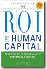 The ROI of Human Capital: Measuring the Economic Value of Employee Performance, Jac Fitz-enz, Toby Elwin