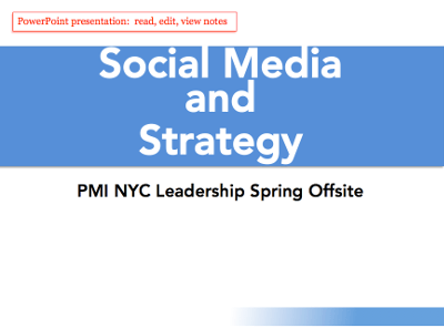 social media strategy, project management, toby elwin, communications, strategy
