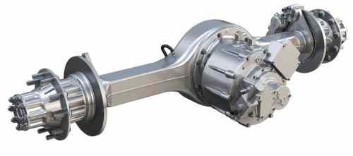 small resolution of using a traditional axle housing with a motor mounted where the carrier and driveshaft input would normally go is an easy and economical first step toward
