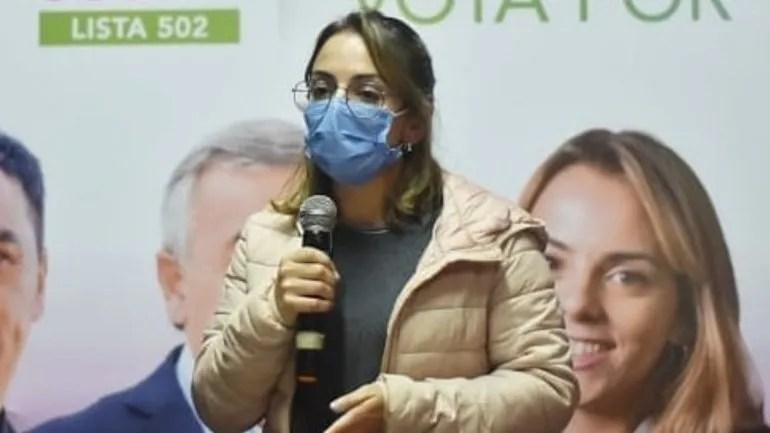 Gisel Bravo- Candidata a Diputada